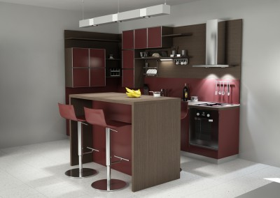 Kitchen BORDEAUX
