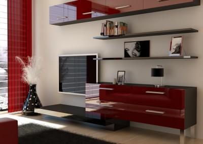 Living room furniture RAVENNA